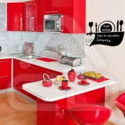 Sticker Menu Cozinha MOD01