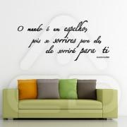 """Texto Vinil Autocolante Decorativo """"GUSTAVE LE BON"""" 00"""