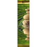Mural Parede Vertical Bambu Zen