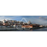 Painel Panorâmico Parede Lisboa Convento Santa Clara