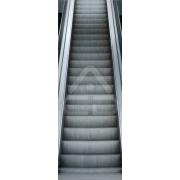 Decoração Vinil Forrar Portas Escada Rolante