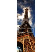 Decoração Vinil Forrar Portas Torre Eiffel Paris