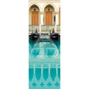 Decoração Vinil Forrar Portas Canal Veneza