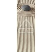 Decoração Vinil Forrar Portas Pedra Zen Linhas Verticais