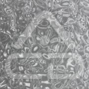 Vinil Polimérico Texturado Galática Prata