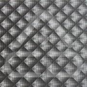 Vinil Polimérico Texturado Rota da Seda Preto