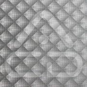 Vinil Polimérico Texturado Rota da Seda Prata