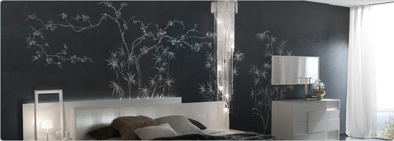 Florais para quartos